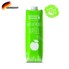 Beckers Bester - 100% Direct Pressed Cloudy Apple Juice (Non-concentrated) 88142