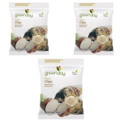 Greenday - 3packs Taro Crispy 55g 8858358004612_3