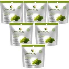 Greenday - 6packs Crispy Grape chips 18g 8858358008023_6