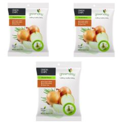 Greenday - 3packs onion with wasabi chips 20g 8858358008290_3