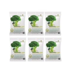 Greenday - 6packs happy fruit small pack broccoli chip 9g 8858358009709_6