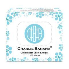 Charlie Banana® 100條裝即棄隔便紙或抹巾