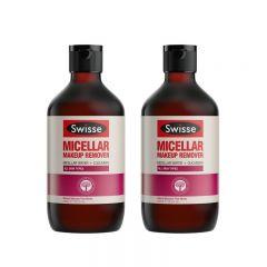 [海外直送] Swisse - 美白保濕小黃瓜卸妝水 300ml -2支裝 [平行進口]