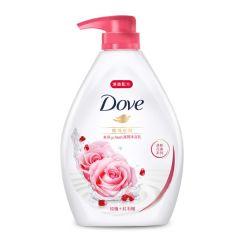 DOVE - Go Fresh Rose Pomegranate Body Wash 1L A-DO0034