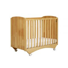 Hugs Factory - Greenwich Foldable Wooden Bed (Natural) A15-GRE001-N