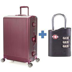 Antler Durban 27吋紅色行李箱 A850274