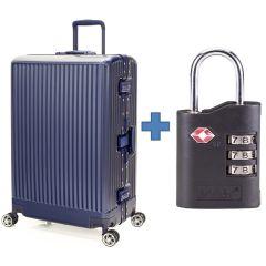 Antler Durban 27吋藍色行李箱 A850474