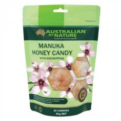 Australian by Nature Manuka Honey Candy 12+ ABN00595