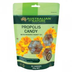 Australian by Nature Propolis Candy With Manuka Honey 12+  ABN00596