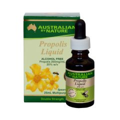 Australian by Nature Propolis Liquid (Alcohol Free) 25ml ABN00598