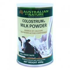 Australian by Nature Colostrum & Milk Powder 4000lgG - 400g ABN00620