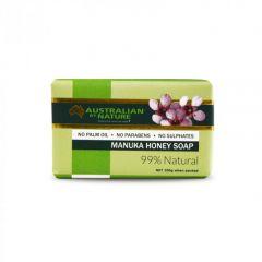 Australian by Nature Manuka Honey Soap 100g ABN00742