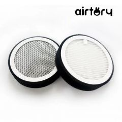 Airtory 專用 HEPA + 活性炭過濾濾芯 AIRTO_FILTER_WH