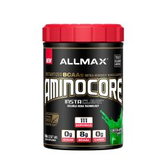ALLMAX Aminocore BCAA 1166g - Green Apple Candy AMXAMCBCAAGAC1166G