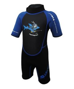 Aquasport 2.5mm 連身保暖衫 (藍色)