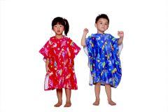 Aquasport 兒童雨披毛巾