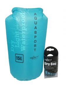 Aquasport 超輕防水袋 (藍色)
