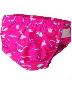 Aquasport 可調節游泳尿布 (3-24個月適用)