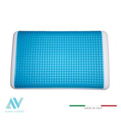 Alma Vivens®優雅型凝膠健康枕頭 (9cm) AVC09