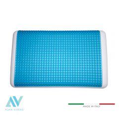 Alma Vivens®優雅型凝膠健康枕頭 (12cm) AVC12