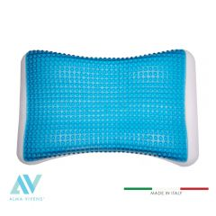 Alma Vivens®卓越型凝膠健康枕頭 (8cm)