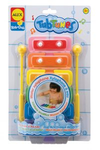 Alex Brands - Tub Tunes - Water Xylophone AX-4020