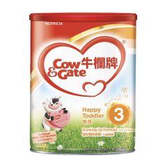 牛欄牌 - 樂孩 3號幼兒助長奶粉 (900克) B-CG0003
