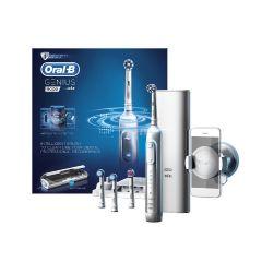 Oral-B - GENIUS G9000 Bluetooth Electric Toothbrush White B00847