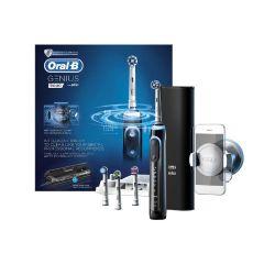 Oral-B - GENIUS G9000 Bluetooth Electric Toothbrush Black B00848