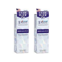 Crest - 3D White Brilliance - Vibrant 116g x2 b01224_2
