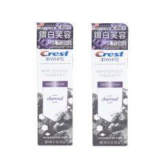 Crest - 天然美白牙膏(天然竹炭) 116克 b01227_2