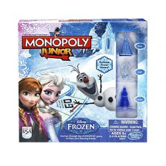 Hasbro - Monopoly Junior Frozen Edition (English Version) B22472840