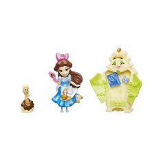 Hasbro - Disney Princess Royal Small Doll Story Moments Belle B8940AS00