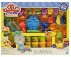 Hasbro - Play-Doh Ultimate Barbecue E2709H060