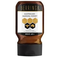 Berringa - 澳洲麥蘆卡蜂蜜 MGO60+ 日常使用 (400克) BEBE001