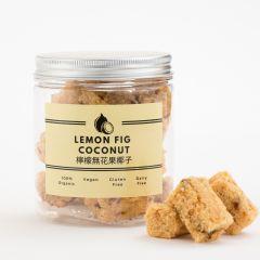 Beanie - Organic Australian Lemon Fig Coconut Bites BEBI004