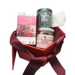 品穀源 - 澳洲有機養生禮盒 (紅菜頭粉 | 羽衣甘藍粉 | 櫻桃燈籠果椰子鬆) BEGS002