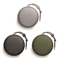 B&O - Beoplay A1 Bluetooth Speaker (Black) Beo_A1