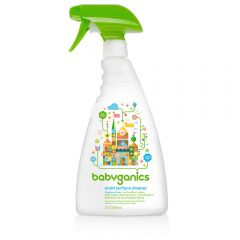 Babyganics - Multi Surface Cleaner - Fragrance Free 946ml BG-010067