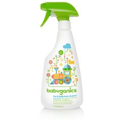 Babyganics - Toy & Highchair Cleaner - Fragrance Free 502ml BG-010494