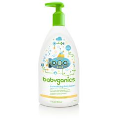 Babyganics - Extra Gentle Daily Lotion - Fragrance Free 502ml BG-01226