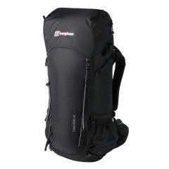 Berghaus 英國露營遠足背囊 Trailhead 65 Rucsac Am Black/Black