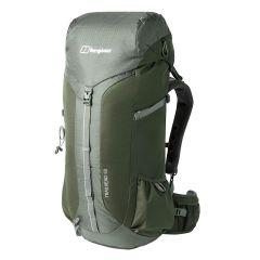 Berghaus 英國露營遠足背囊 Trailhead 2.0 50 Rucsac Am Darkgreen/Darkgreen