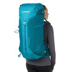 Berghaus 英國露營遠足背囊 Trailhead 2.0 50 Rucsac Af Turquoise/Blue