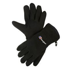 Berghaus 英國百份百防風手套 Windstopper Glove Black