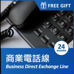 商業電話服務: 商業電話線