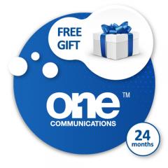 One Communications綜合通訊方案 連禮遇