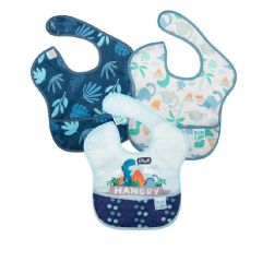 Bumkins - Super Bibs 3-packs - Boy D BKS3BN2