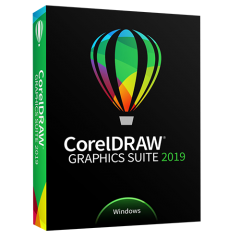 CorelDRAW Graphics Suite 2019圖形設計軟件 (適用於Windows)