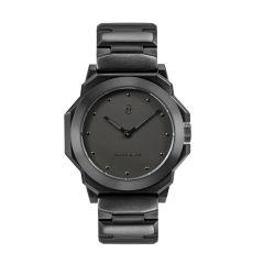 NOVE Rocketeer Swiss Made Quartz Watch Black Dial for Men and Women C007-07 C007-07